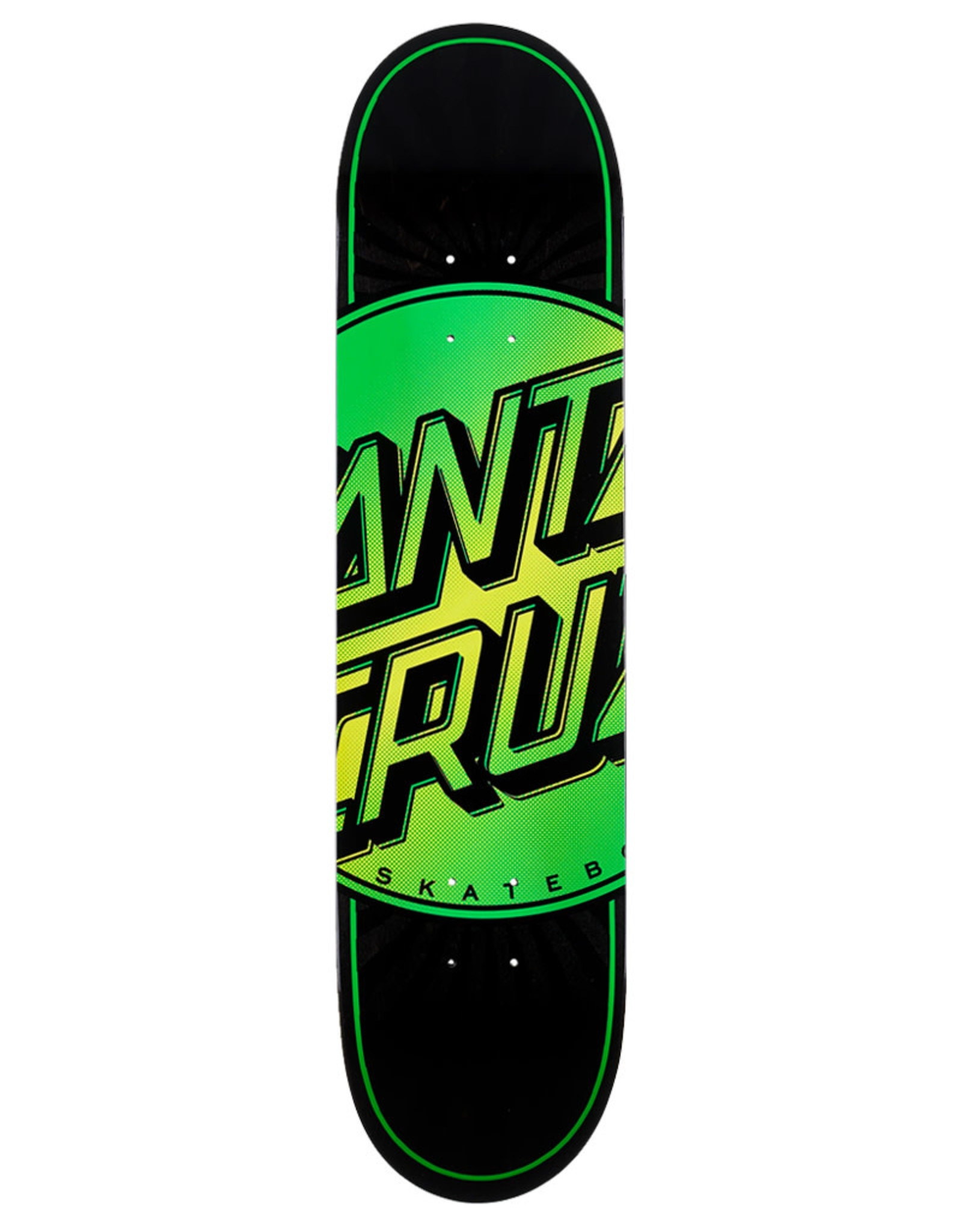 Santa Cruz Santa Cruz Deck Team Total Dot VX (7.75)