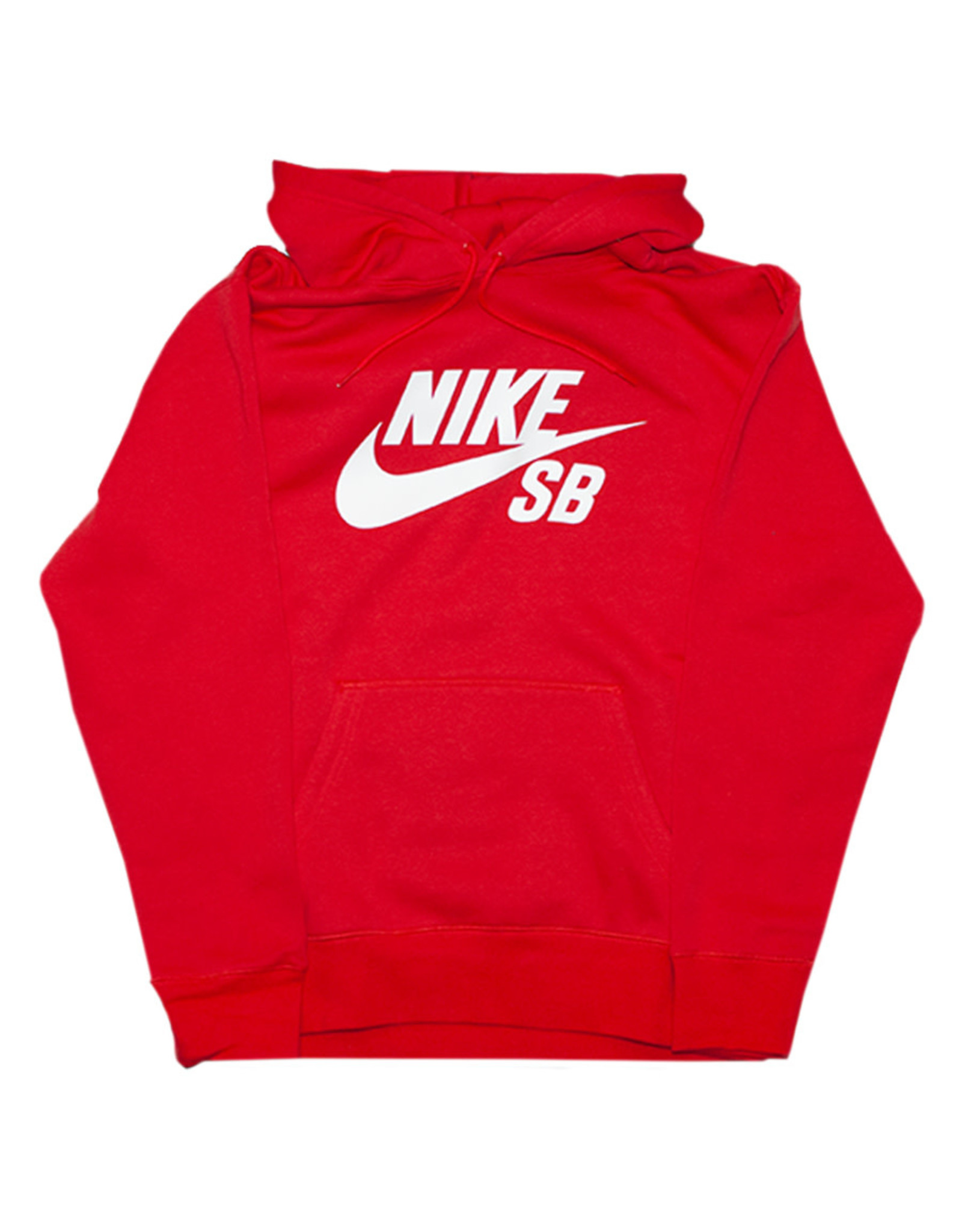 Nike SB Nike SB Hood Icon Pullover (Red/White)