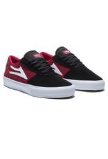 Lakai Shoes Lakai Shoe Manchester (Black/Red Suede)
