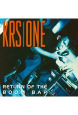 AMS AMS LP KRS ONE Return Of The Boom