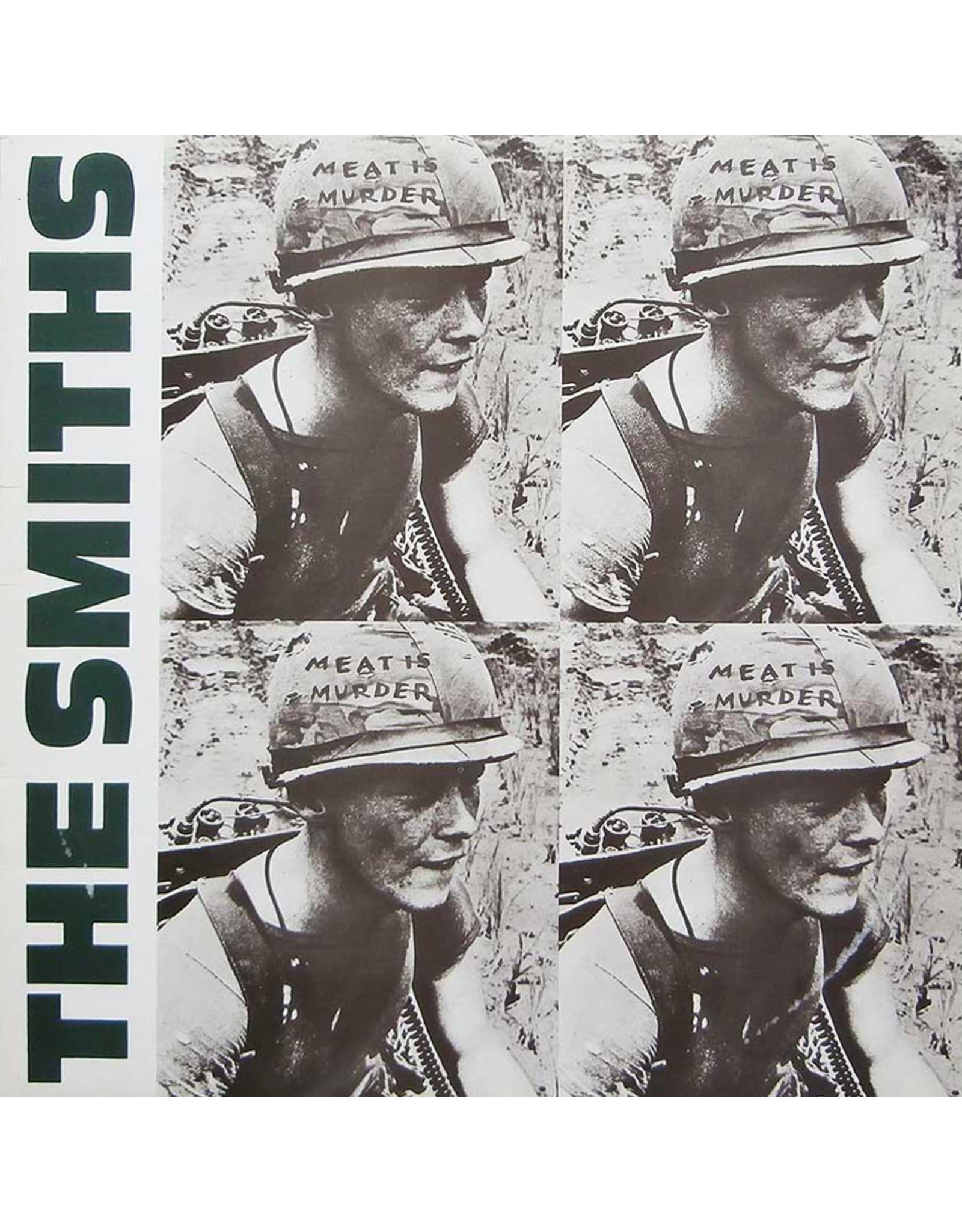AMS AMS LP Smiths Meat Is Murder