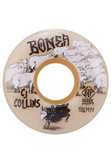 Bones Bones Wheels STF Collins Black Sheep V3 Slims White (52mm/99a)