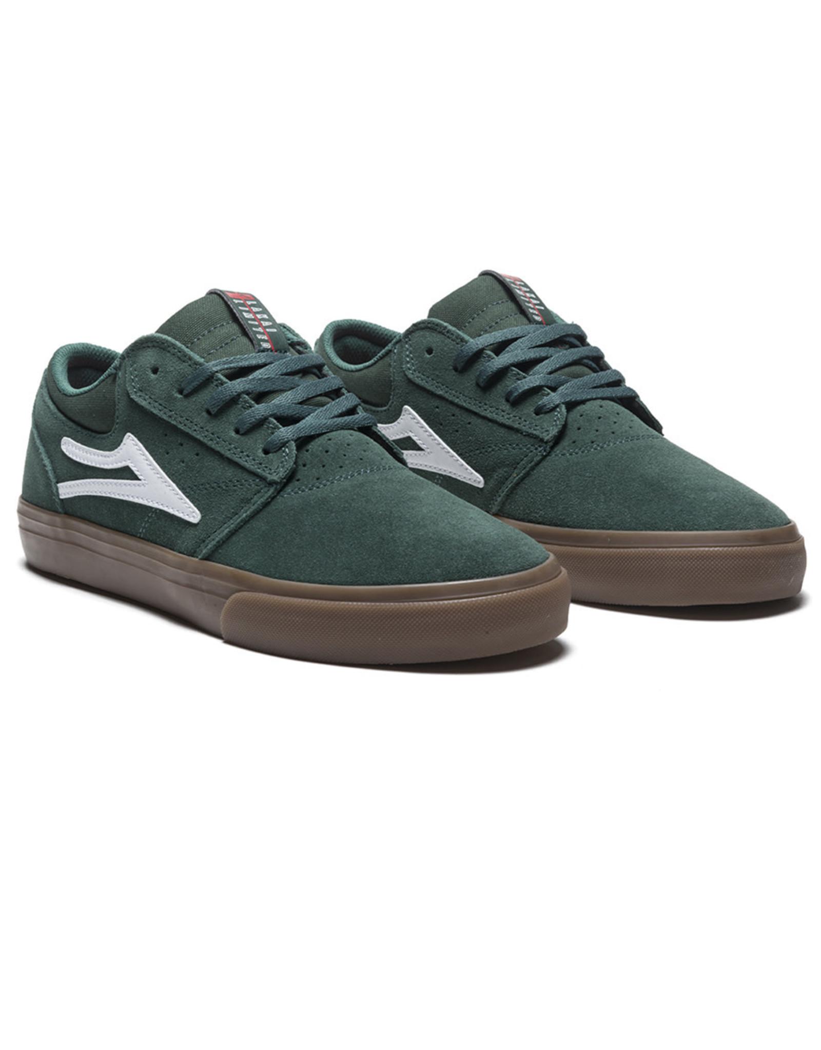 Lakai Shoes Lakai Shoe Griffin (Pine/Gum Suede)