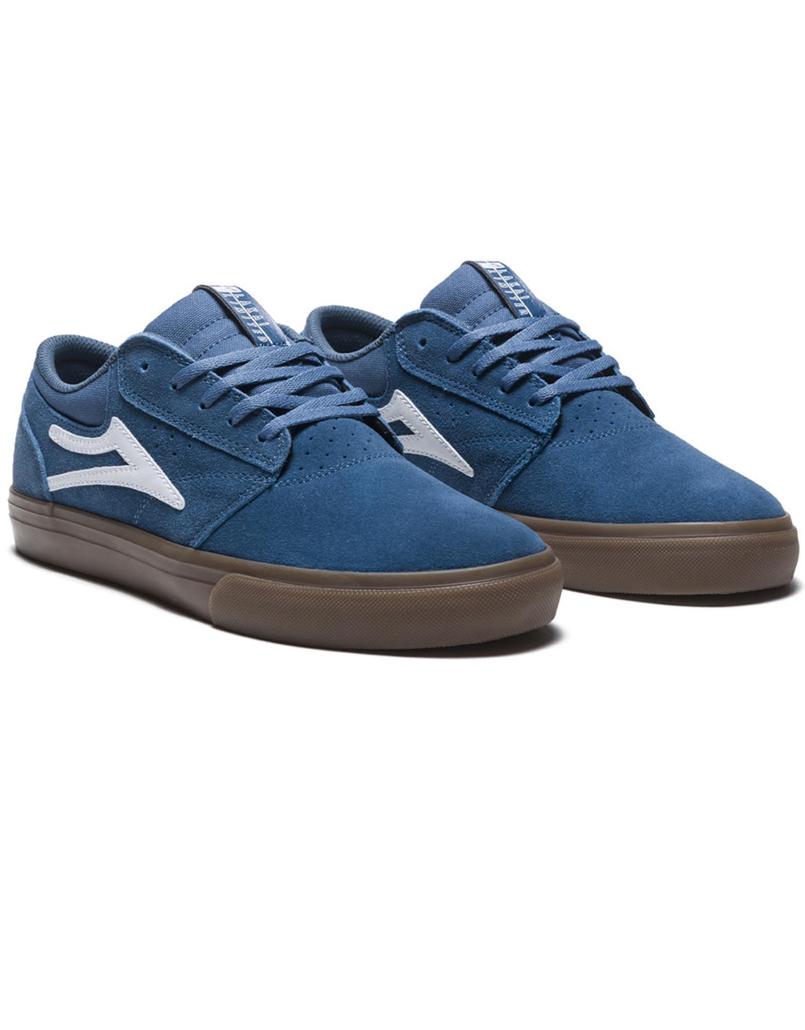 Lakai Shoes Lakai Shoe Griffin (Slate/Gum Suede)