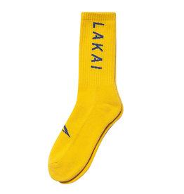 Lakai Shoes Lakai Socks Simple Crew (Yellow)