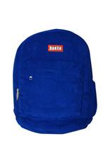 Baker Baker Backpack Brand Logo Cord (Royal)