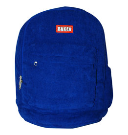 Baker Baker Backpack Brand Logo Cord (Royal)