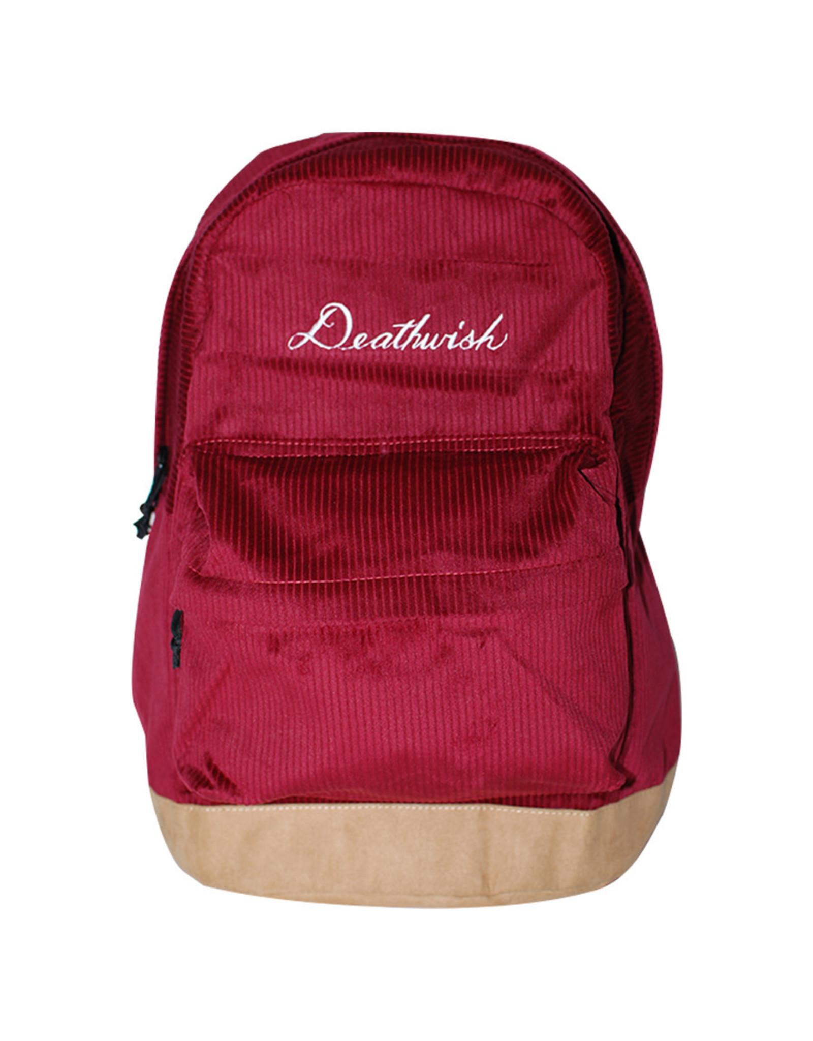 Deathwish Deathwish Backpack Script Cord (Burgundy)