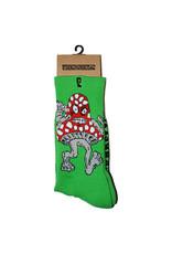 Psockadelic Psockadelic Socks Mushroom Monster Crew
