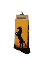 Psockadelic Psockadelic Socks Wild Stallion Crew