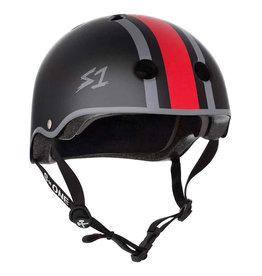 S-One S-One Helmet The Adult Lifer (Eddie Elguera/Black Straps)