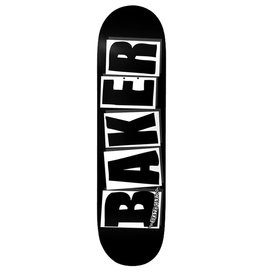 Baker Baker Deck Team Brand Logo Black/White/Black (8.0)