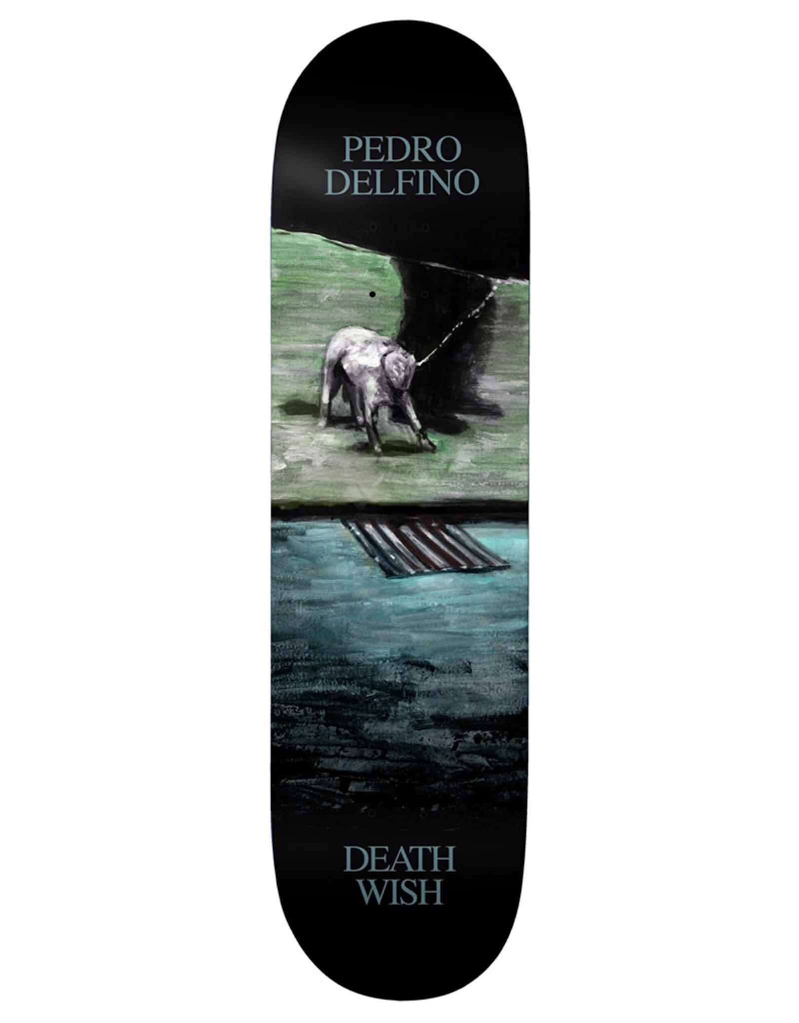 Deathwish Deathwish Deck Pedro Delfino Dro With Dog (8.25)