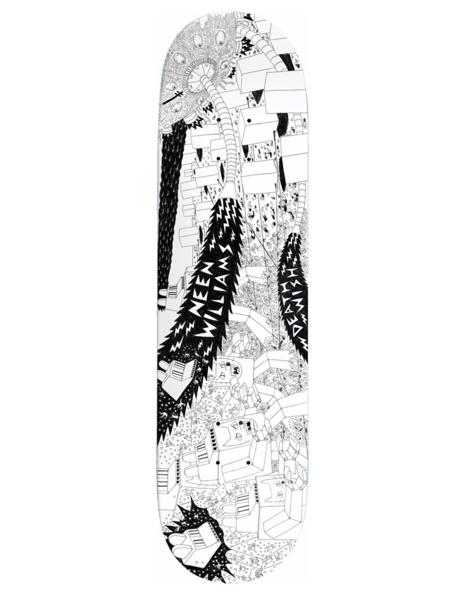 Deathwish Deathwish Deck Neen Williams Death War 3000 (8.3875)