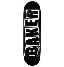 Baker Baker Deck Team Brand Logo Black/White/Black (8.25)