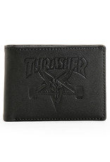 Thrasher Thrasher Wallet Sk8 Goat Leather (Black)
