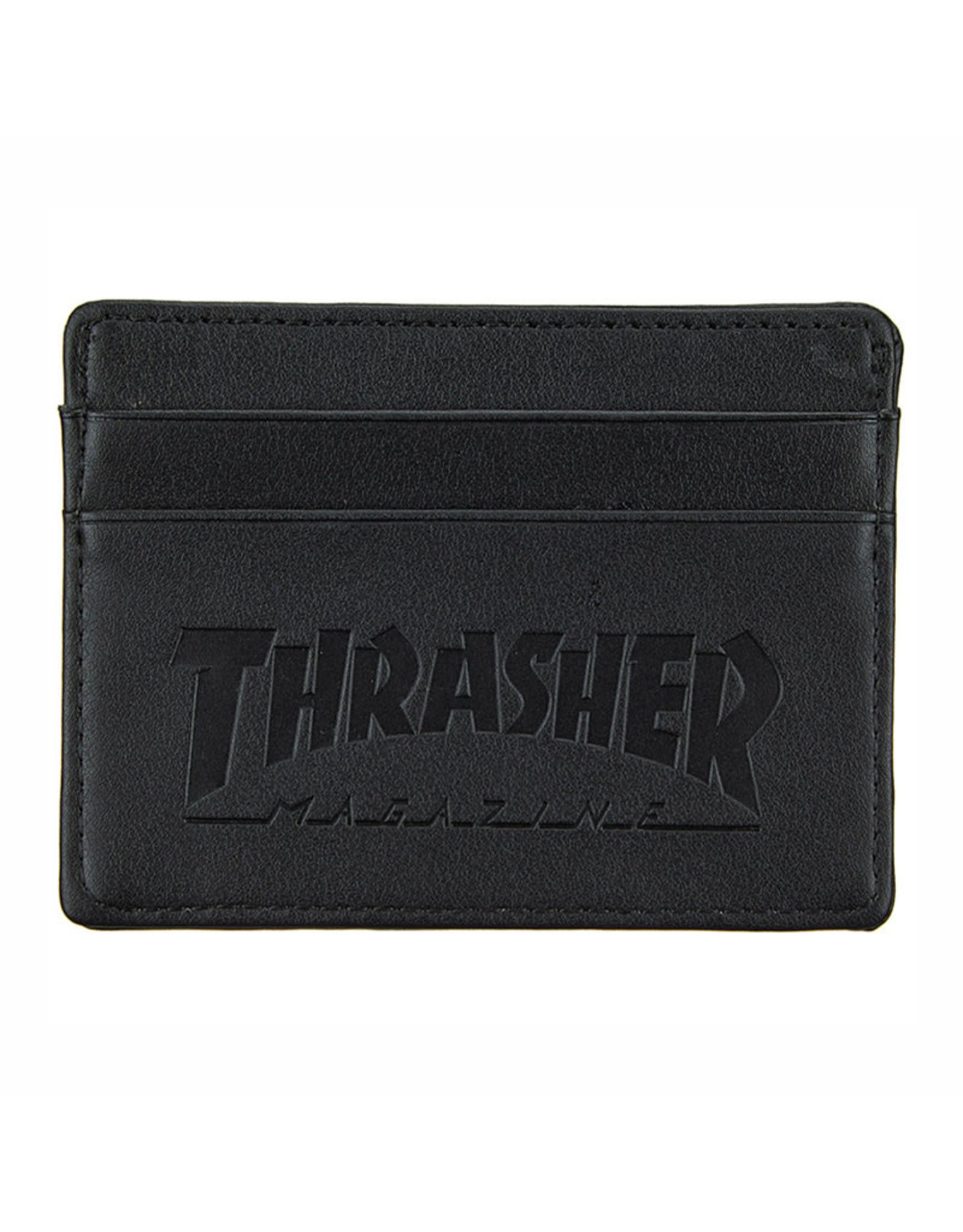 Thrasher Thrasher Wallet Card (Black)