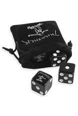 Thrasher Thrasher Dice Set (Black)
