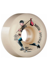 Bones Bones Wheels STF Servold Gone Skating V6 Wide Cut White (54mm/99a)