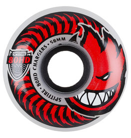 Spitfire Spitfire Wheels 80HD Charger Classic Clear (58mm/80d)