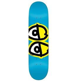 Krooked Krooked Deck Team Eyes Blue (8.38)