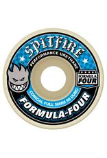 Spitfire Spitfire Wheels Formula Four Conical Full White (56mm/99d)