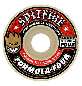Spitfire Spitfire Wheels Formula Four Conical Full White (54mm/101d)
