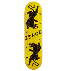 Real Real Deck Ishod Wair Cat Scratch Twin Tail Yellow (8.0)