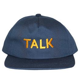 Talk Hardware Talk Hat Greek Snapback (Navy)