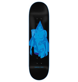 Zero Skateboards Zero Deck Dane Burman Past Forms (8.5)