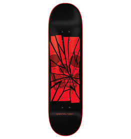 Zero Skateboards Zero Deck Tommy Sandoval Past Forms (8.0)