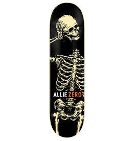 Zero Skateboards Zero Deck Jon Allie Headcase (8.5)