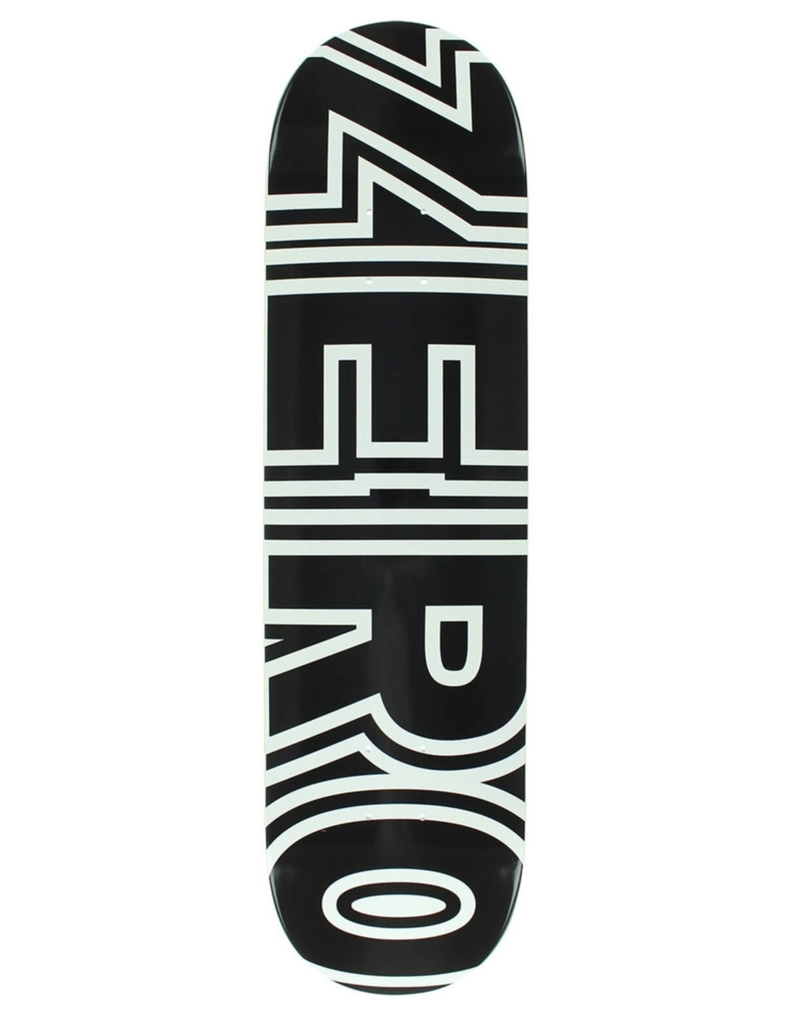Zero Skateboards Zero Deck Team Bold (7.75)