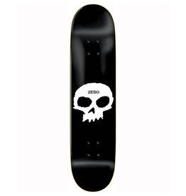 Zero Skateboards Zero Deck Team Single Skull (8.25)