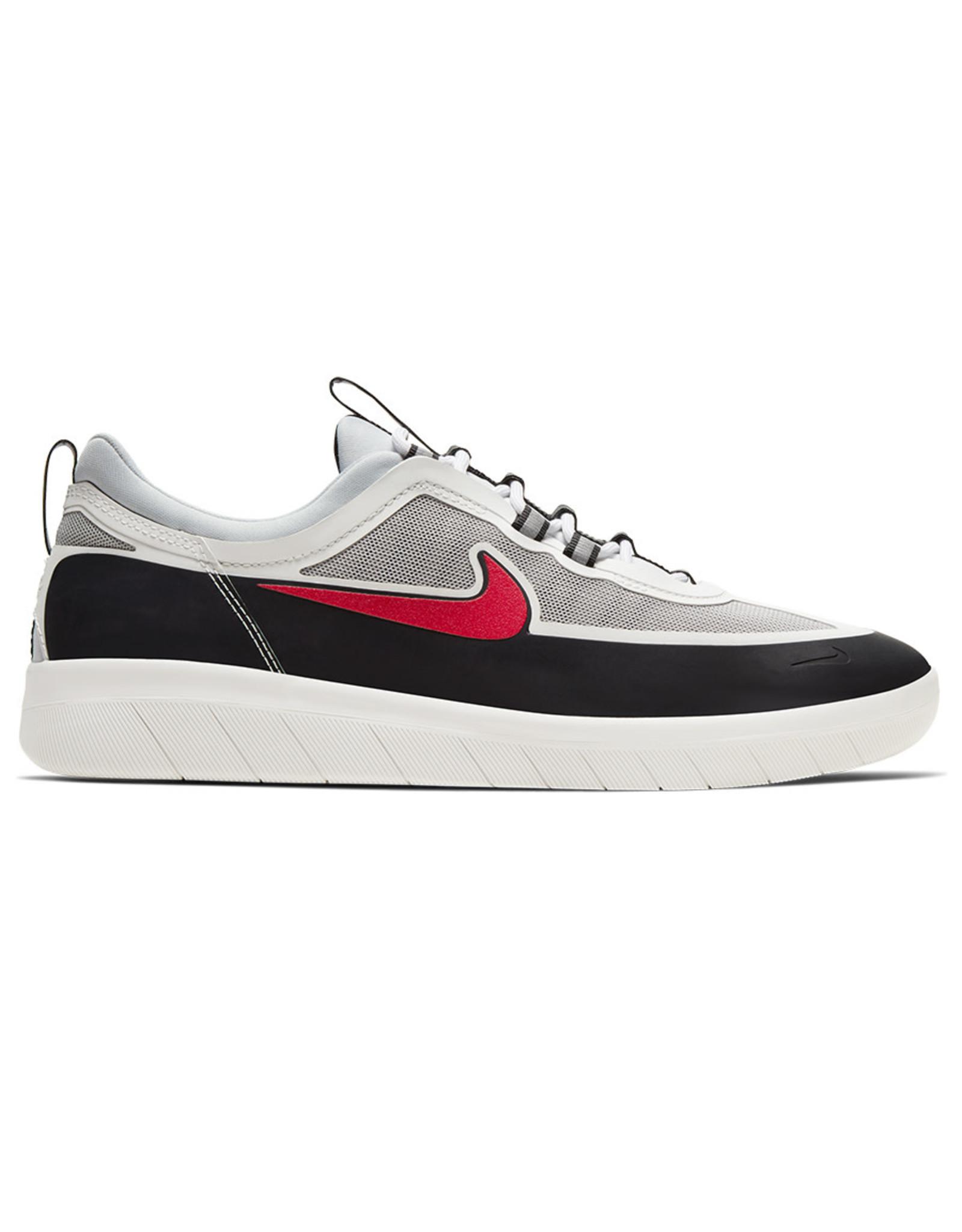 Nike SB Nike SB Shoe Nyjah Free II (Black/Sport Red)