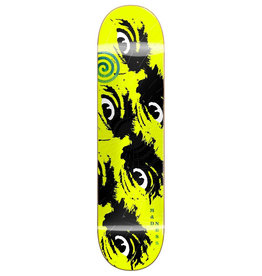 Madness Madness Deck Team Side Eye R7 Neon Yellow (8.5)