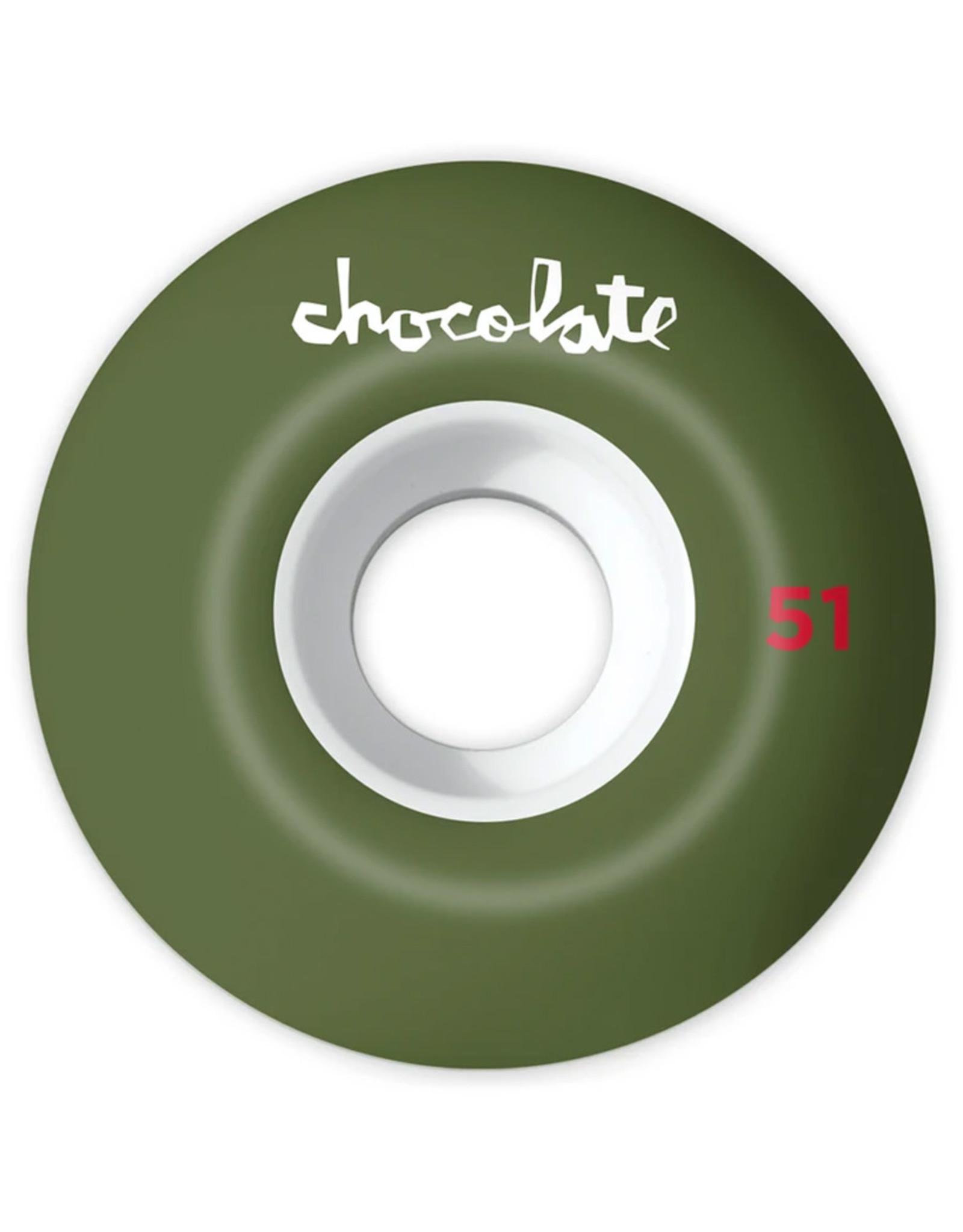 Chocolate Chocolate Wheels Choco OG Chunk (51mm/99a)
