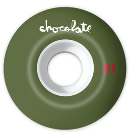 Chocolate Chocolate Wheels Choco OG Chunk (51mm/99a)