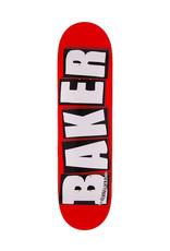 Baker Baker Deck Team Brand Logo Red/Black/White (8.125)