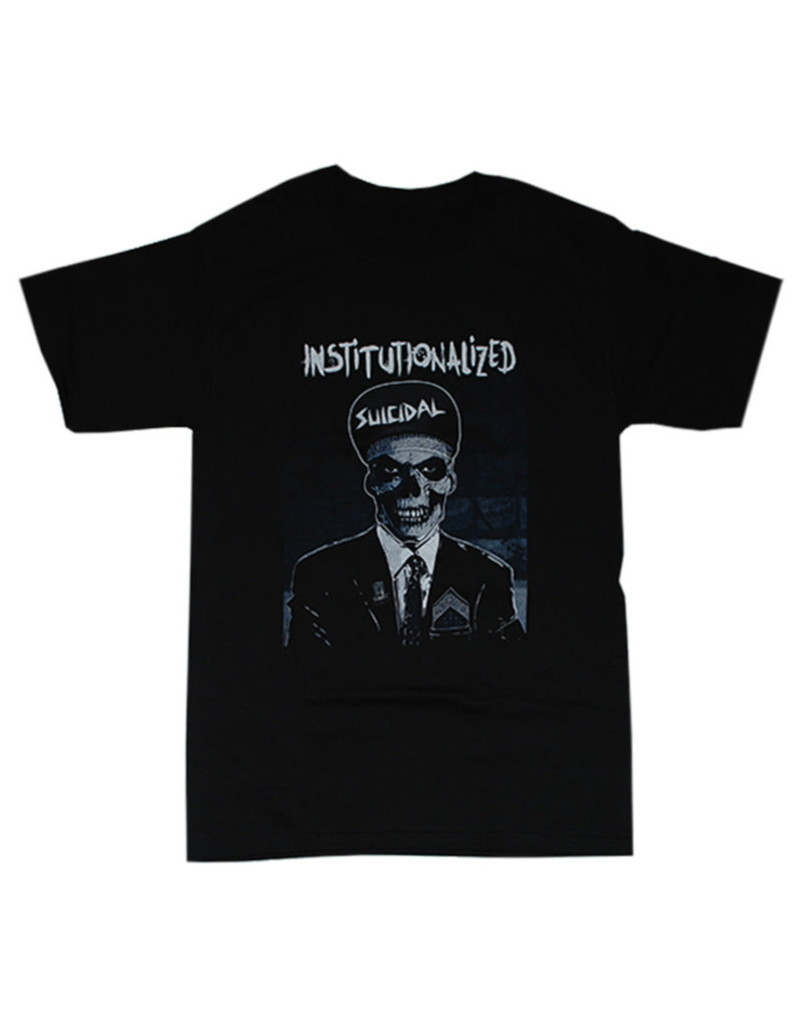 Star 500 Concert Series On Hollywood Tee Suicidal Tendencies Institutionalized Suit S/S (Black)