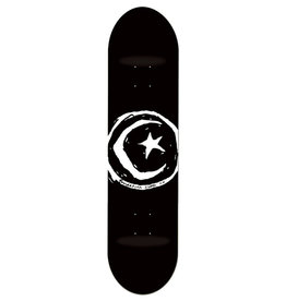 Foundation Foundation Deck Team Star And Moon Black (8.38)