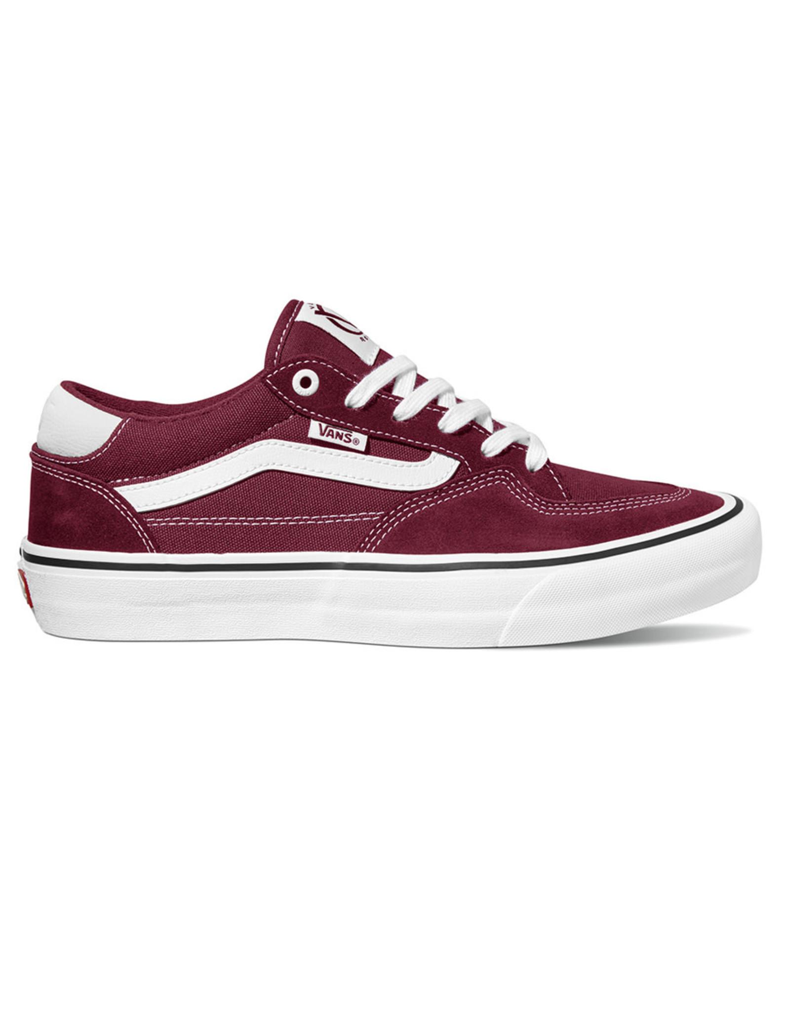 Vans Vans Shoe Pro Rowan Zorilla (Port/White)