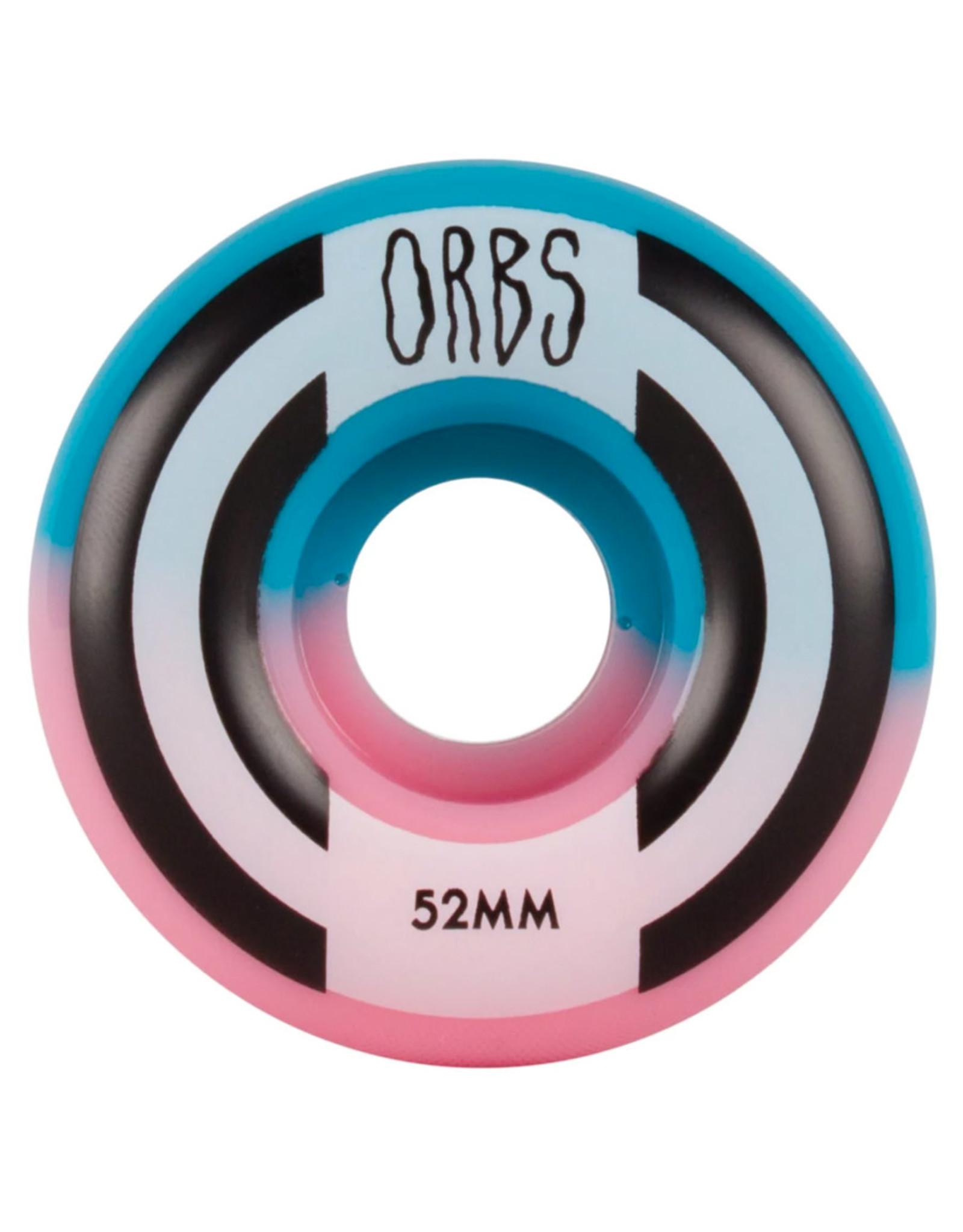 Orbs Wheels Orbs Wheels Apparitions Splits Pink/Blue (52mm/99a)