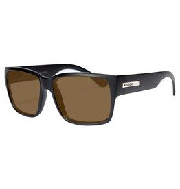 Madson Madson Sunglasses Classico (Black Matte/Bronze Polarized Lens)
