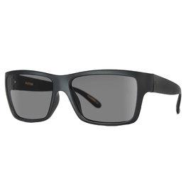 Madson Madson Sunglasses Piston (Black On Black/Grey Polarized Lens)
