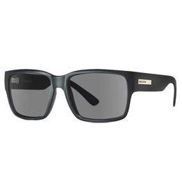 Madson Madson Sunglasses Metro (Black Matte/Grey Polarized Lens)