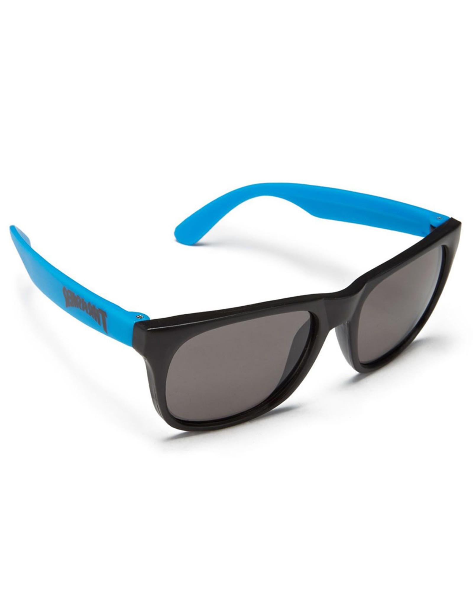Thrasher Thrasher Sunglasses Sk8 Mag (Black/Blue)