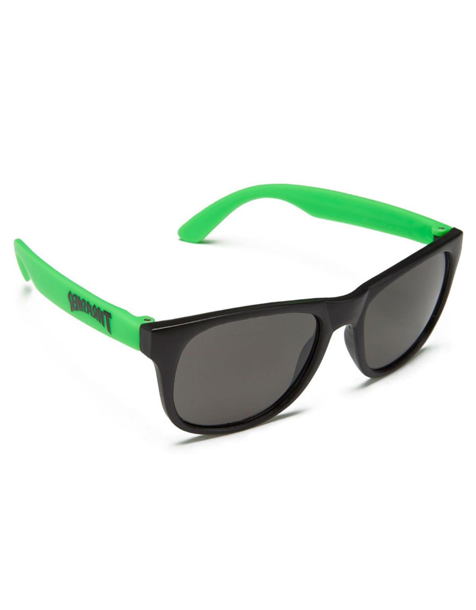 Thrasher Thrasher Sunglasses Sk8 Mag (Black/Green)
