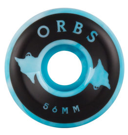 Orbs Wheels Orbs Wheels Specters Swirls Blue/White (56mm/99a)