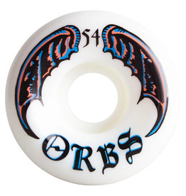 Orbs Wheels Orbs Wheels Specters White (54mm/99a)